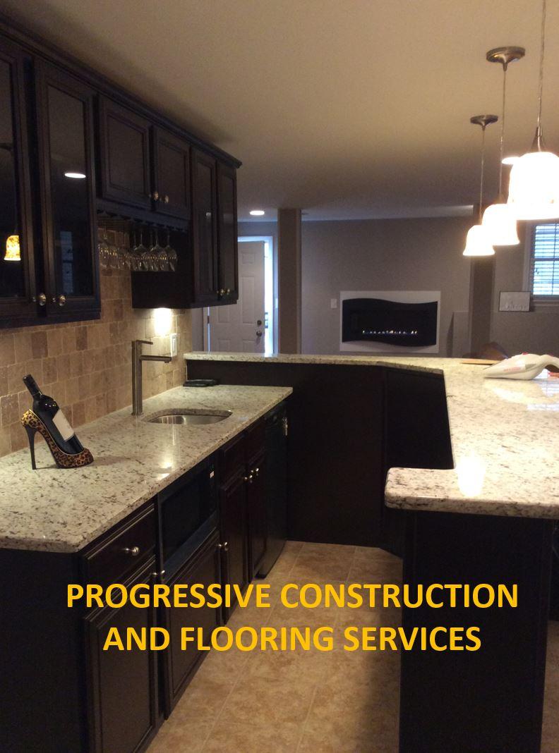Atlanta Basement Finishing Kitchen Remodeling And
